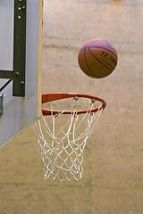 Imagen canasta de basket